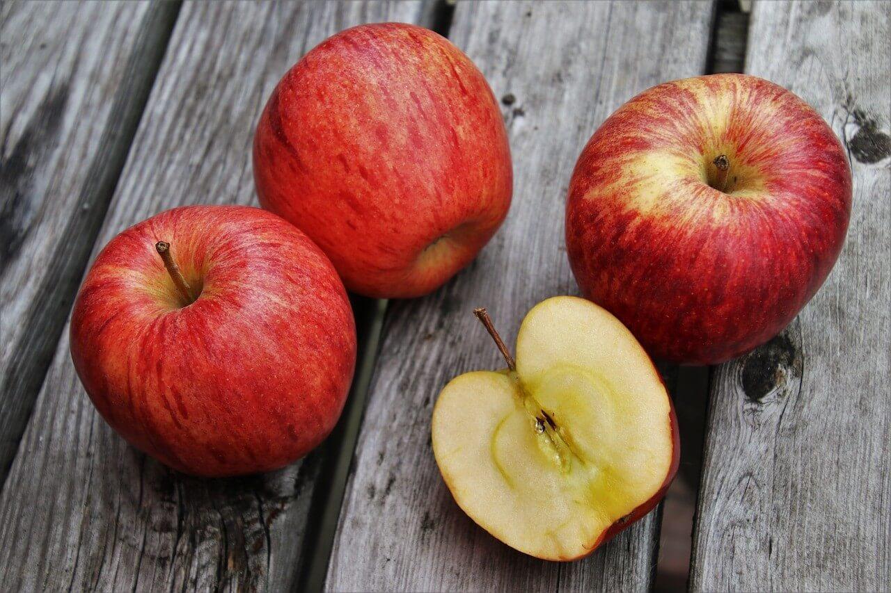 りんご 育毛・発毛