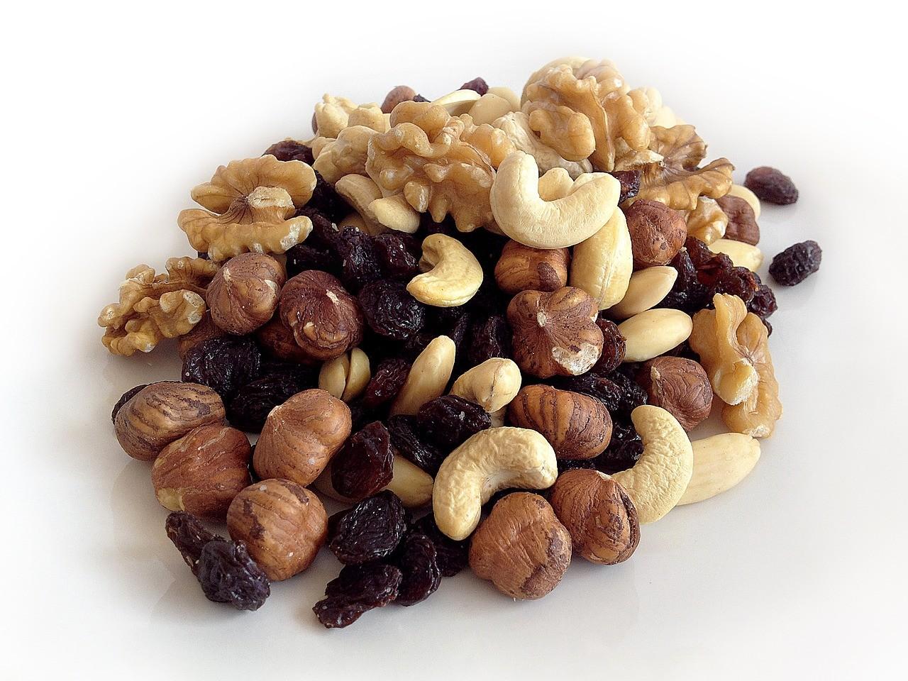 ナッツで薄毛改善!その育毛・発毛効果はAGAの予防もできる食べるサプリメント!